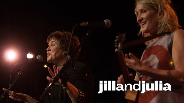 The Jill and Julia Show Digital Package