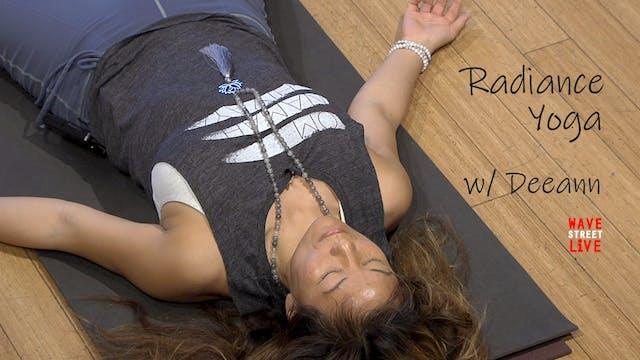 Radiance Yoga with Deeann