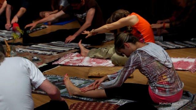 Kundalini Yoga and the Healthy Body