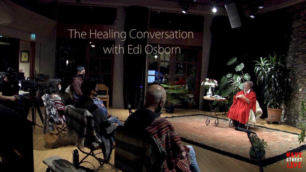 The Healing Conversation with Edi Osborne