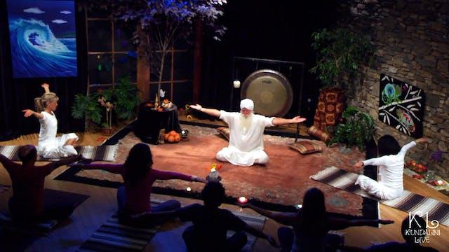 Becoming the Vibration of Sat Nam Tru...