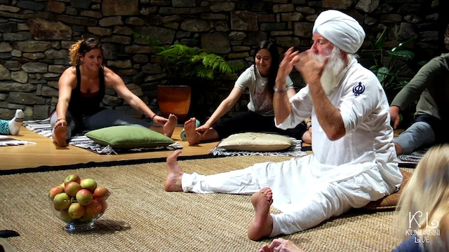 Definition of Kundalini (preview)