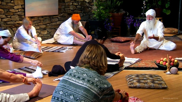 The Technology of Yoga from Kundalini Live