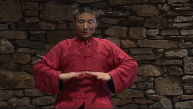 Medical Qigong w/ Dr. Philip Yang - Lesson 4 pt. 2