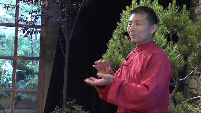 Medical Qigong w/ Dr. Philip Yang - Lesson 3 pt. 1