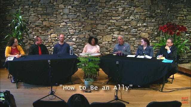 How to be an Ally hosted by Womens Ma...