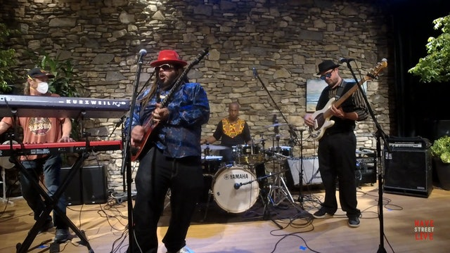 Keith Batlin and The Guidance Band Live from Monterey