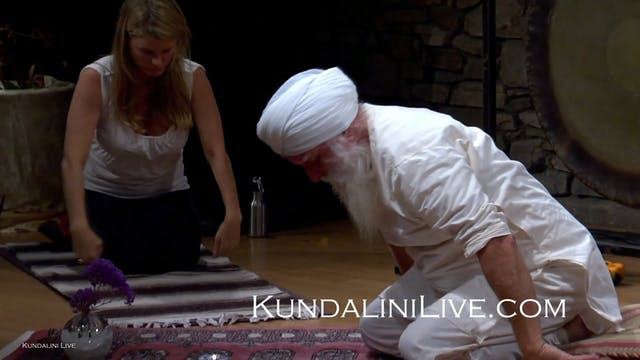 Healing Ourselves with Kundalini