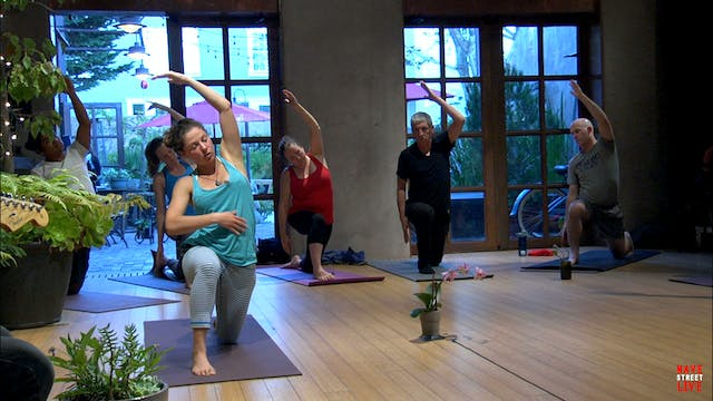 Restorative Yoga Flow with Jen Seregos
