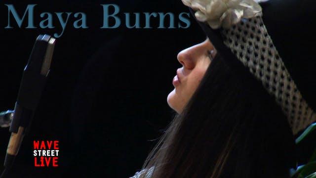 "Maya Burns - ""It's Alright"""