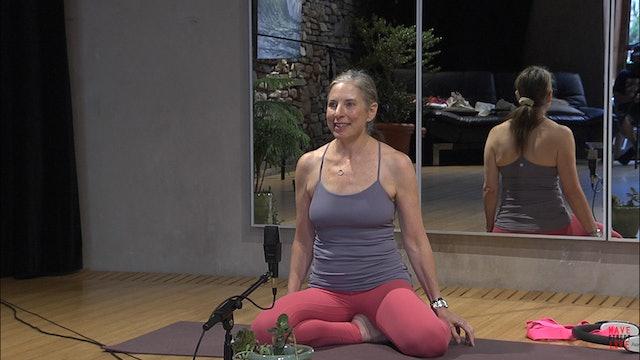 Gentle Pilates Pt. 1