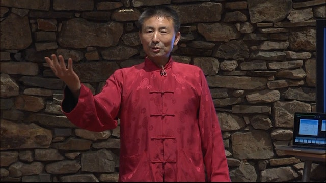 Medical Qigong w/ Dr. Philip Yang - Lesson 4 pt. 1