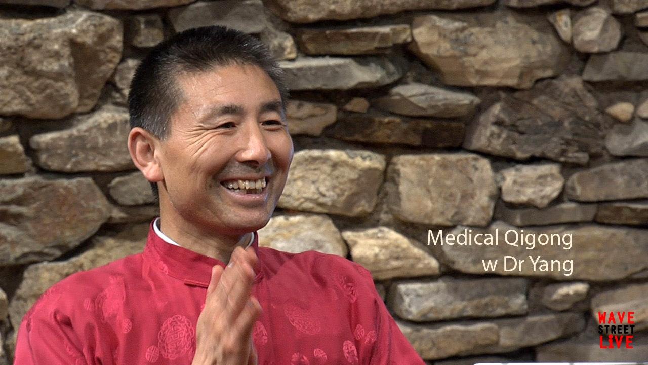 Medical Qigong w/ Dr. Yang