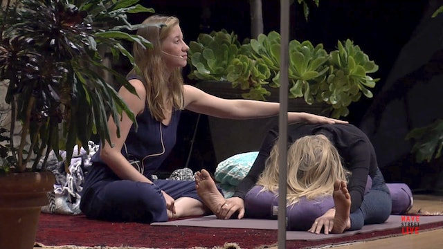 Restorative Yin Yoga with Casie Fox and Jules Spitzer