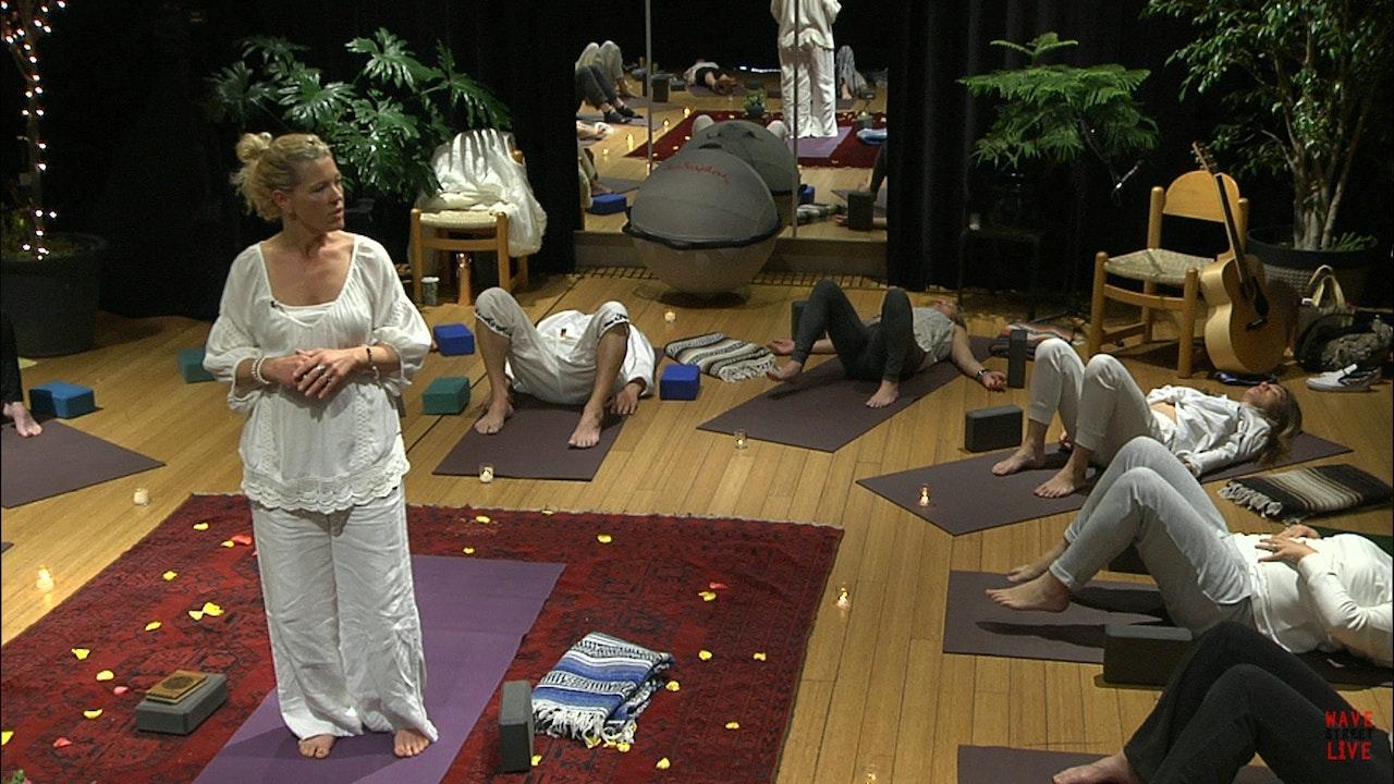 "Big Sur Zen presents ""Living Love"""