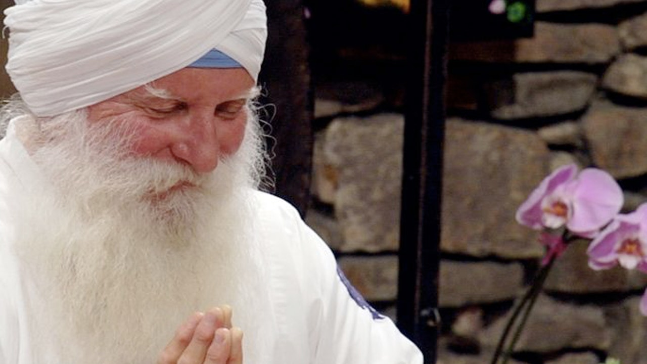 Kundalini Live Teacher Series Presents: Sukhmandir Singh Khalsa