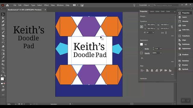 Keith's Doodle Pad
