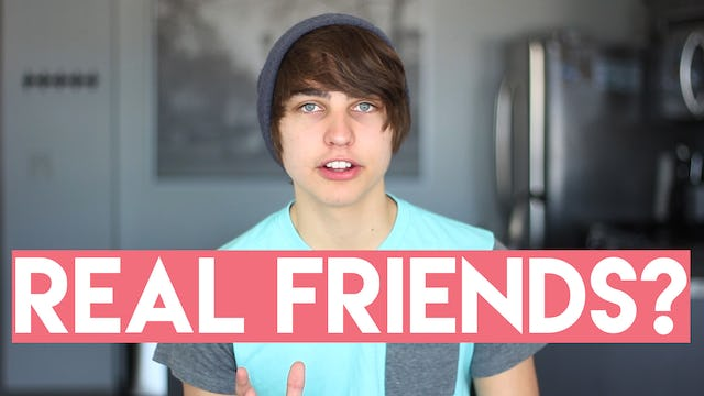 "Are Your Friends ""Real""?"
