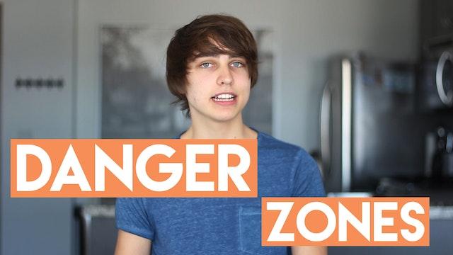 Overthinking: Danger Zones