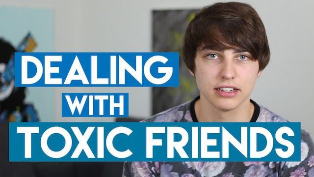 Bullying: Dealing With Toxic Friends