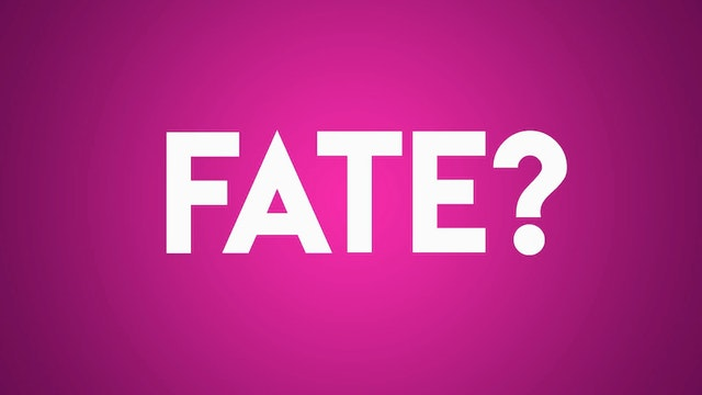 Fate? Does Everything Happen For a Re...