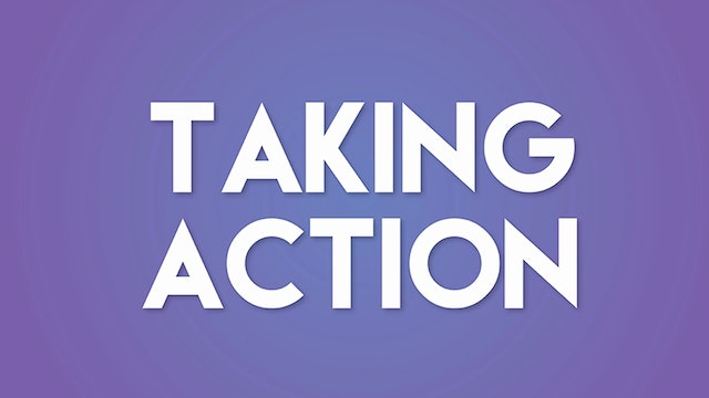 Importance of Taking Action