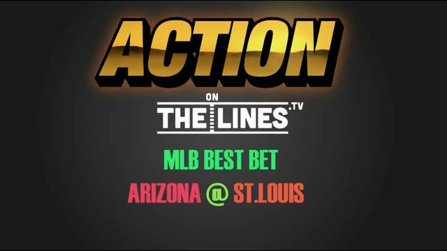MLB- ARI @ STL- APR 7