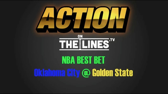 NBA- Okc vs Gsw- Nov 3