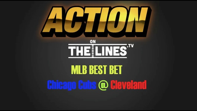 MLB- CHC vs CLE- Oct 26
