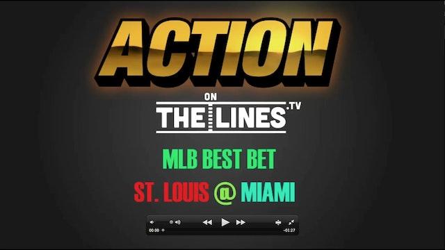 MLB- STL @ MIA- May 8