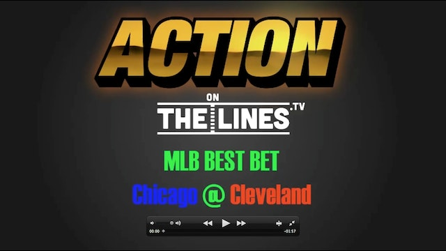 MLB- Chi vs Cle- Nov 2