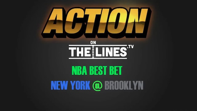 NBA- NYK @ BKN- Feb 1