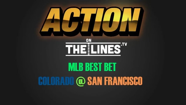 MLB- COL @ SF- June 26