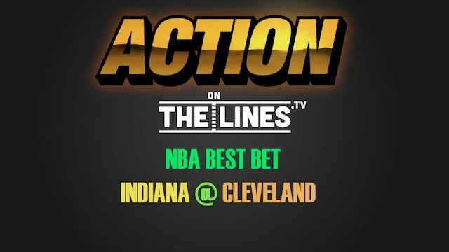 NBA- IND @ CLE- APR 17