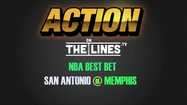 NBA- SAS @ MEM- APR 27