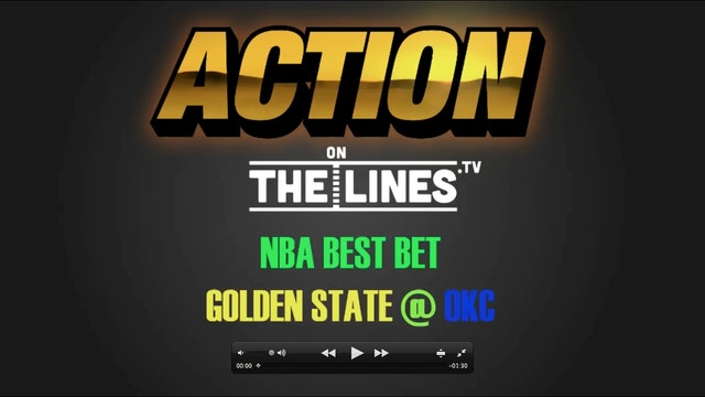NBA- GS @ OKC- FEB 11