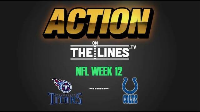 NFL- TEN @ INDY- NOV 26