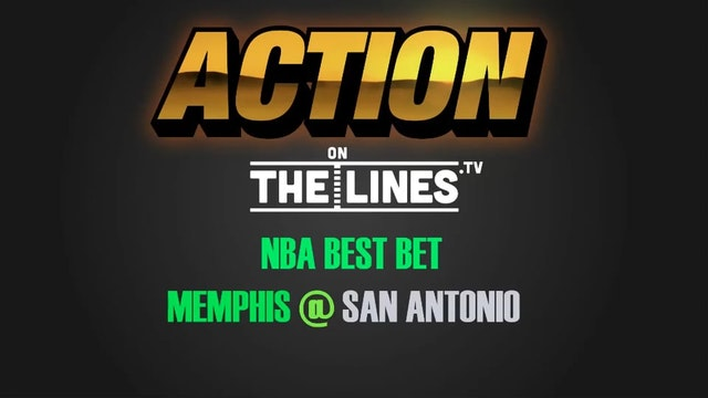 NBA- MEM @ SAS- APR 25