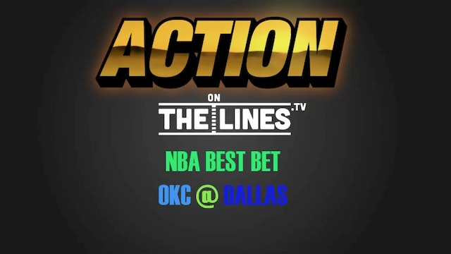 NBA- OKC @ DAL- MAR 5