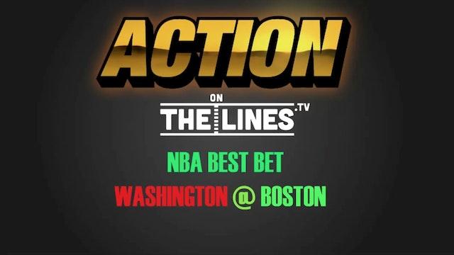 NBA- WSH @ BOS- MAY 10