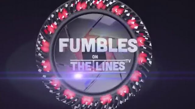 FUMBLES WEEK 4: Our unique take on the week in sports