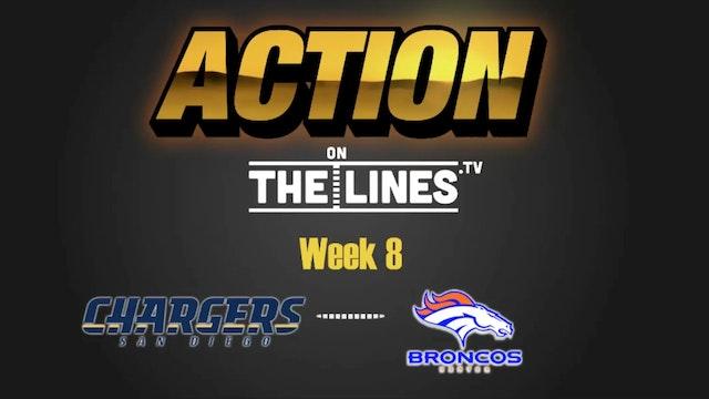NFL- SD vs DEN- Oct 30