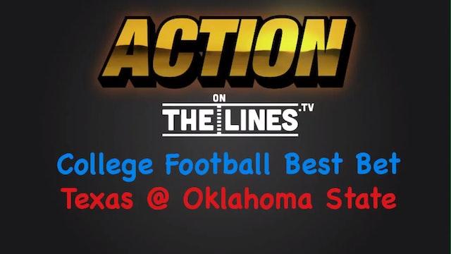 CFB: Tex vs OSU- Oct 1