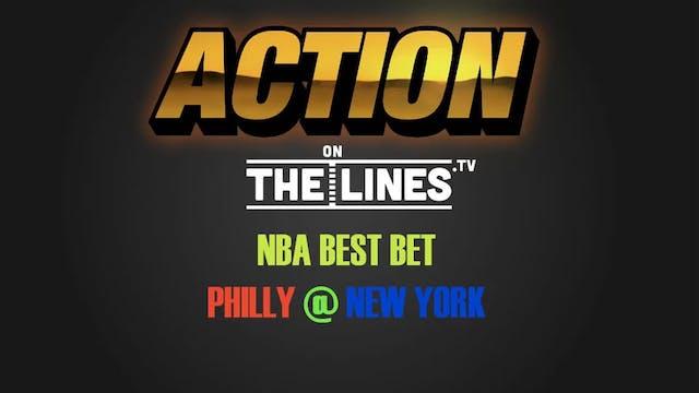 NBA- PHI @ NYK- FEB 25