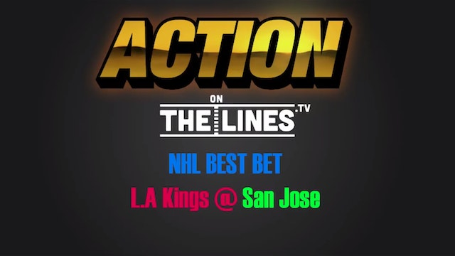 NHL: LA vs SAN- Oct 12