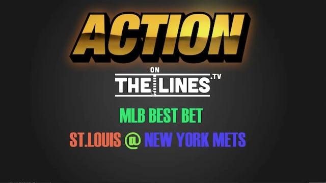 MLB- STL @ NYM- MAR 31