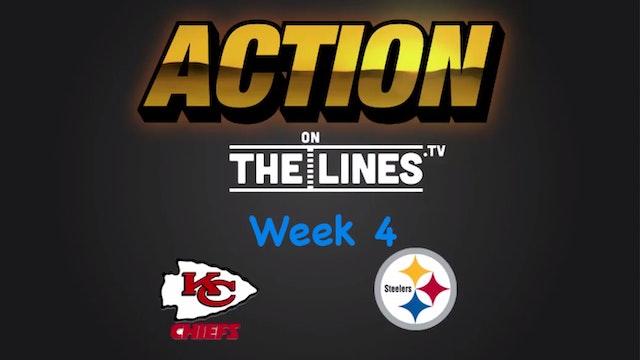 NFL: KC vs PIT - Oct 2
