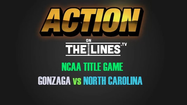 CBB- GONZ vs UNC- Apr 3