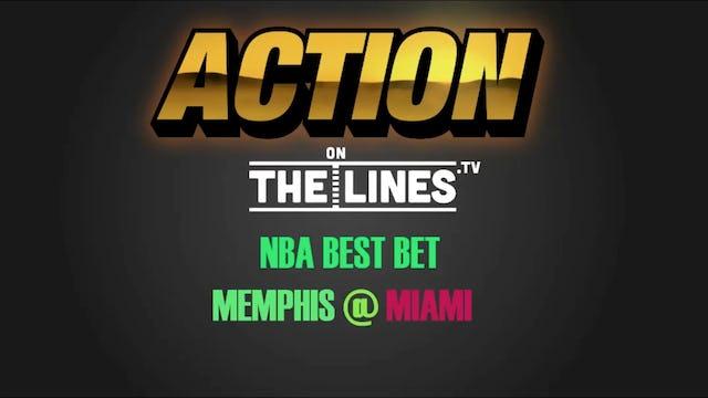 NBA- MEM @ MIA- FEB 24