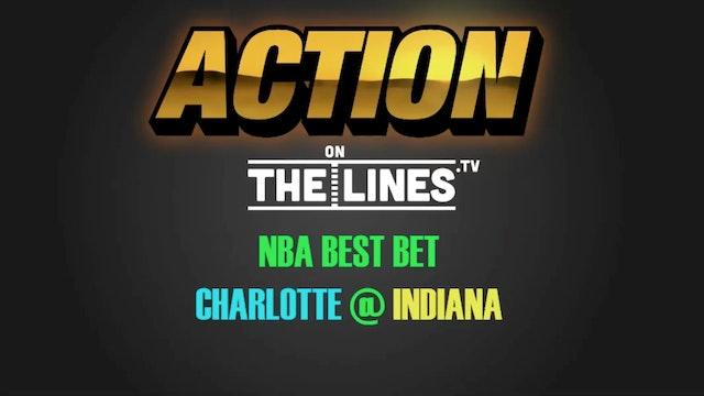NBA- CHA @ IND- DEC 12